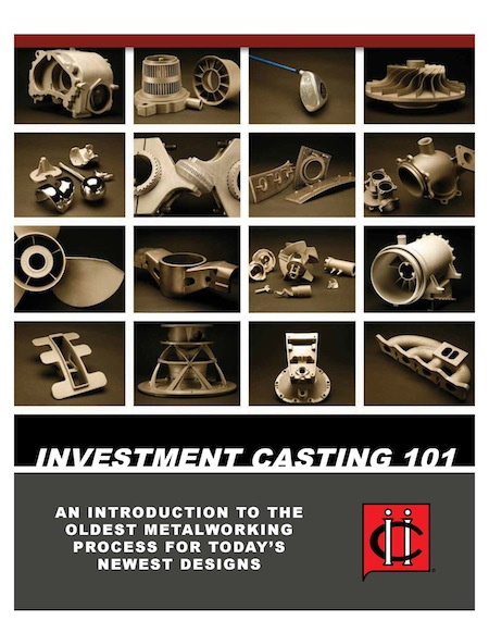 Investment Casting 101 Booklet